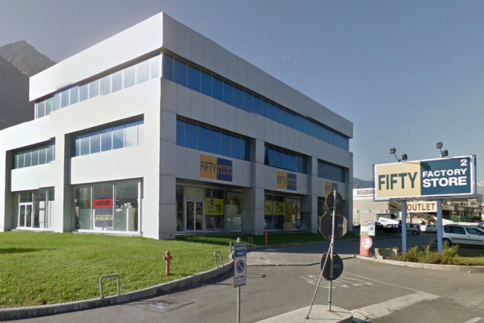 Aosta FiftyOutletGroup