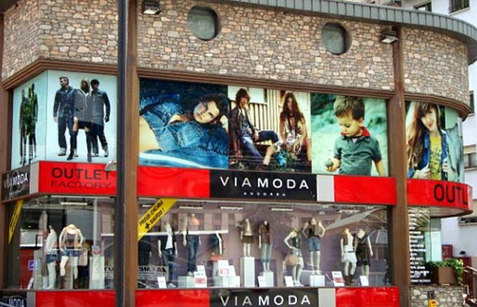 АутлетFactory Outlet Andorra