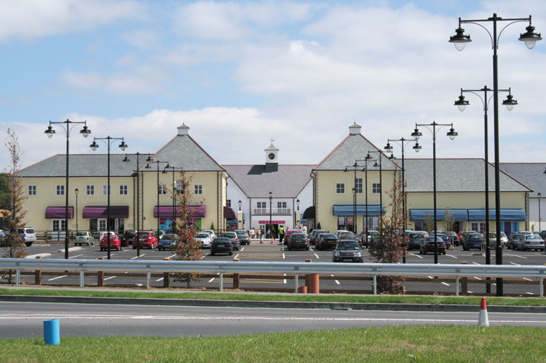 Kildare Village Outlet