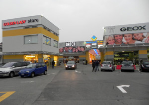 Аутлет Segrate Outlet Village