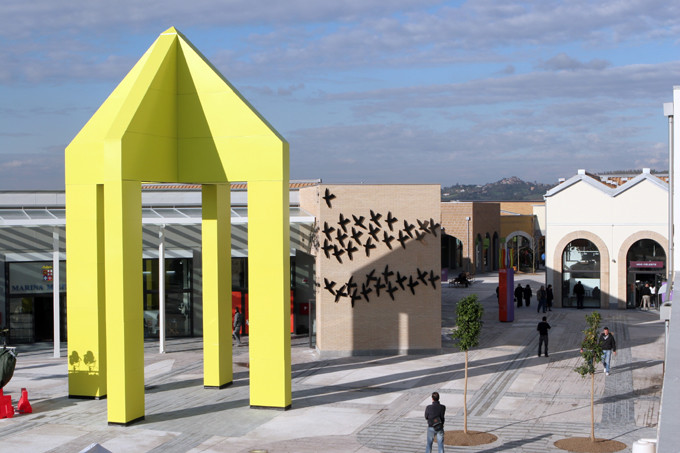 Soratte Outlet Shopping Village Sant'Oreste