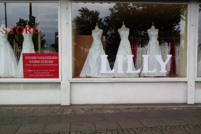 Lilly outlet in Bremen