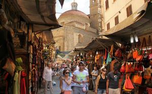 Рынок San Lorenzo