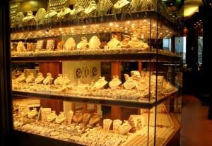Ювелиный магазин, Старый мост, Флоренция