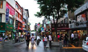 Улица Инсадон, Сеул
