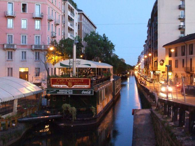 Navigli, Милан