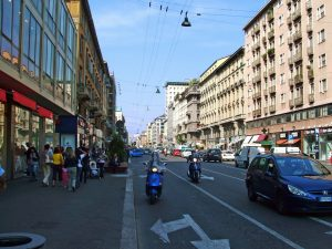 Проспект Corso Buenos Aires, Милан