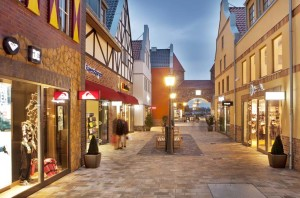 Factory Outlet Center Ochtrup
