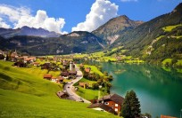 Карта аутлетов Швейцарии
