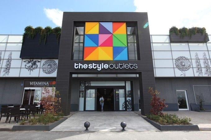 Las Rozas The Style Outlets