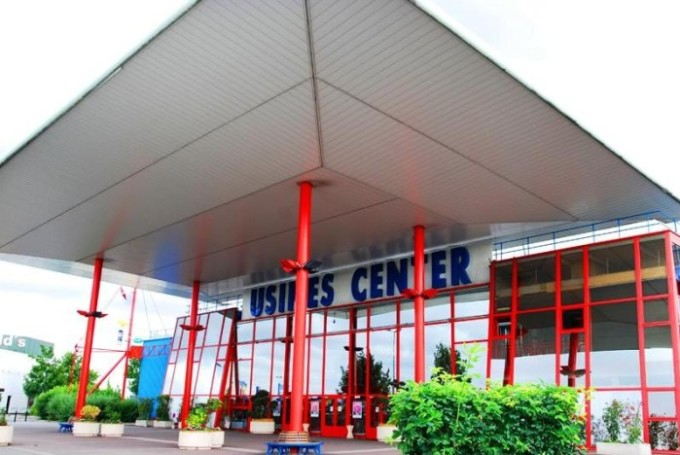 Usines Center