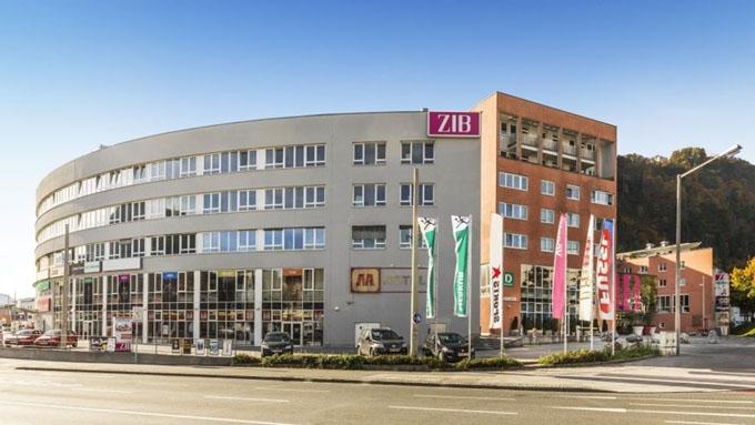 Торговый центр ZIB