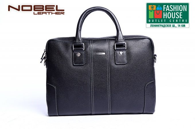 Акция NOBEL -20% на мужские сумки