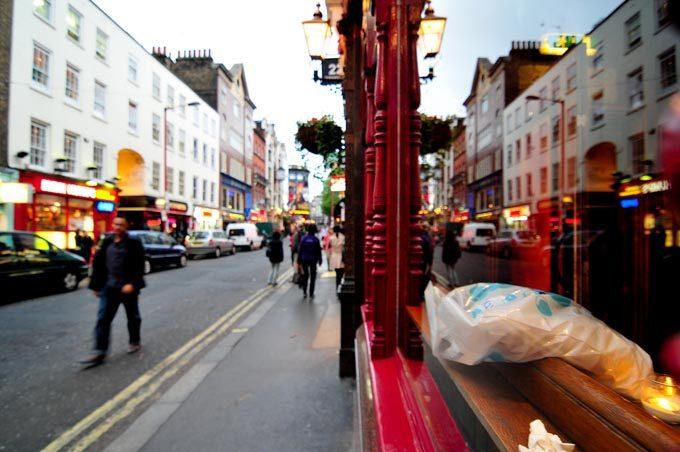 Шоппинг в Лондоне