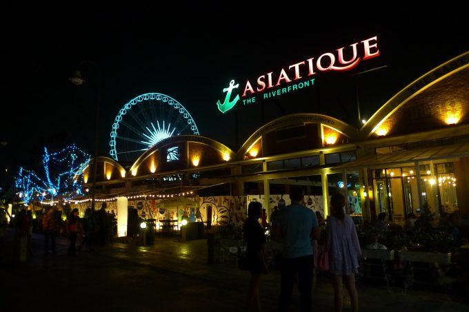 Asiatique, Бангкок